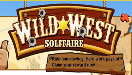 WildWest Solitaire