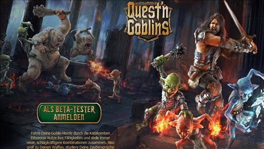 Quest'n Goblins