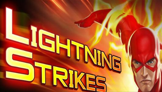 Lightning Strikes, kolejny dodatek do DC Universe