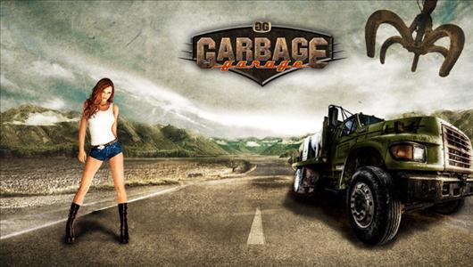 Pojazdy, czyli rozkładamy na części w Garbage Garage