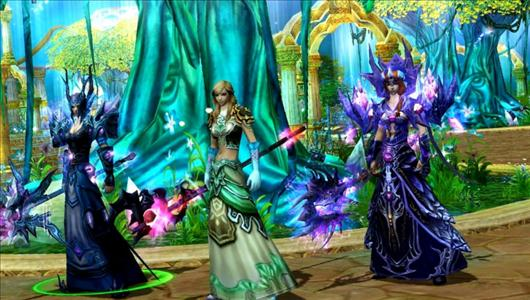 W grze mmorpg War of the Immortals pojawił się Lost Omen
