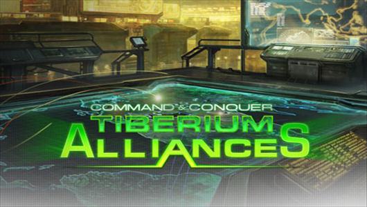 gra mmorpg Command and Conquer Tiberium Alliances