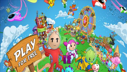 gry mmo dla dzieci Little Space Heroes