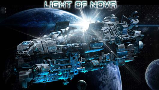 MMORTS Light of Nova