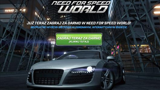 MMO Need for Speed World