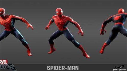 gra mmo Marvel Heroes