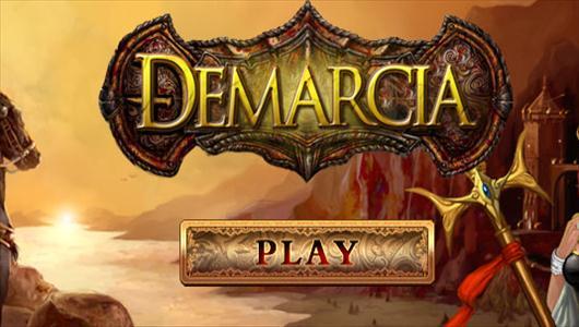 gra przeglądarkowa Demarcia