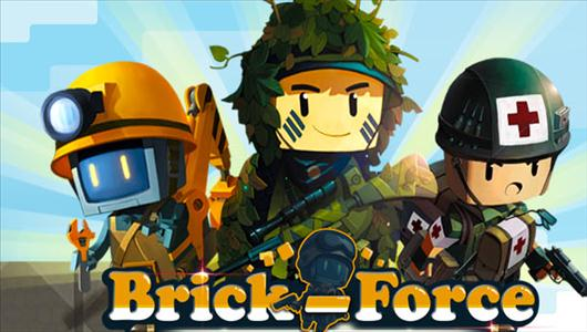 gra mmo Brick Force