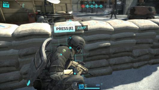 gry mmo ghost recon online