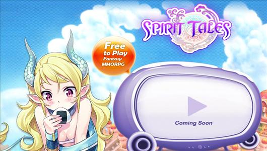 gry mmo spirit tales