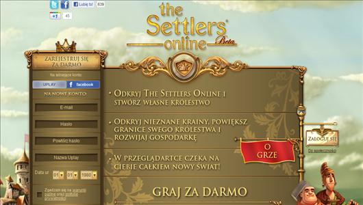 The Settlers Online: Polska wersja – zamknięte testy beta