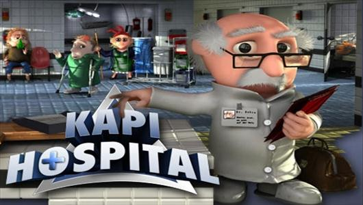 Zawalcz o Bakcylusa Maksimusa w grze MMO Kapi Hospital