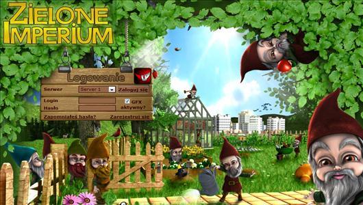 gra przeglądarkowa zielone imperium