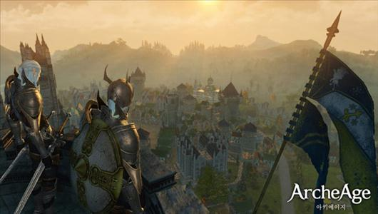 gry mmo archeage