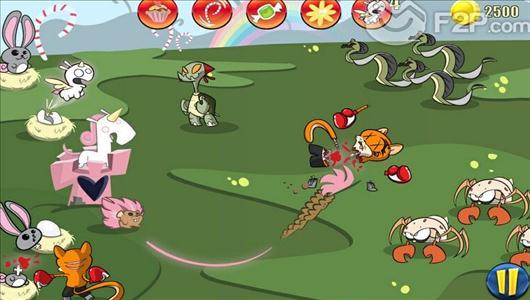 gry mmo dragon vs unicorn