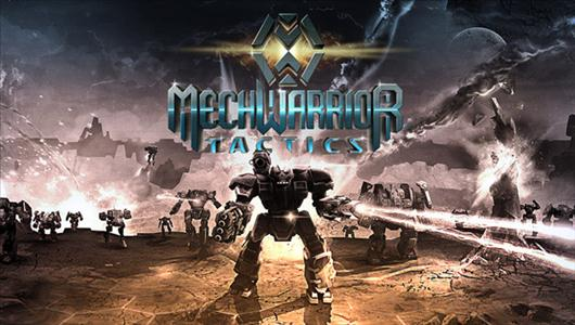 gry mmo mechwarrior tactics