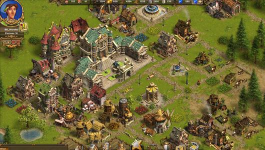 gry mmo the settlers online