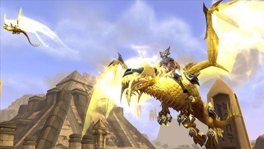 Nowy pet Heart nawiedza grę MMORPG World of Warcraft