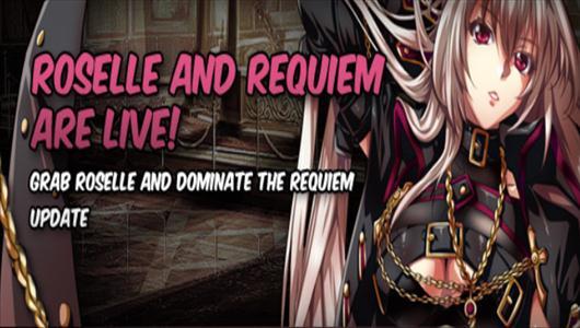 Aktualizacja gry MMORPG Rusty Heart Requiem już online