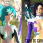 queen's blade gry mmo 3