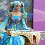 cosplay z League of Legends