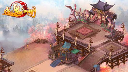 gry mmo chaos of wulin