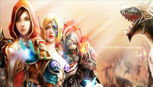 CBT gry MMORPG Dragon Born jeszcze w marcu