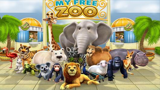 gry mmo my free zoo