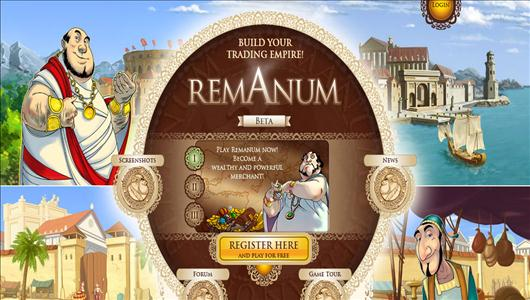 gry mmo remanum