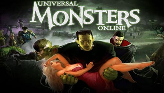 gry mmo universal monsters online
