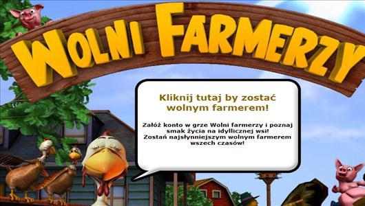 Wolni Farmerzy: Dodatkowy power na naszych farmach!