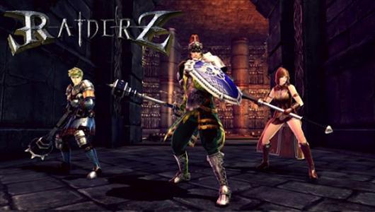 Ponad godzinna jazda z grą MMORPG RaiderZ