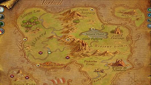 mapa zadań wikigowie