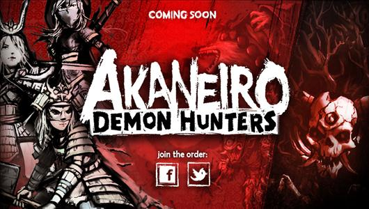 gry mmo akaneiro demon hunter