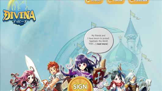 gry mmo divina online
