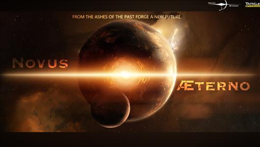 Novus Aeterno kolejna przeglądarkowa gra MMORTS