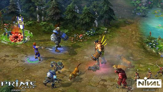 gry mmo prime world