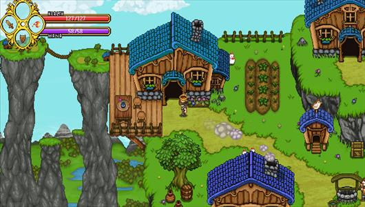 gry mmo secret of grindea