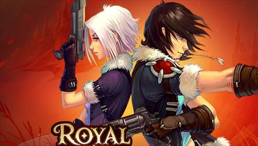 gry mmorpg royal quest
