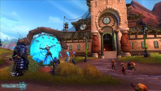 Gra mmorpg WildStar wprowadza nowe środowisko Algoroc