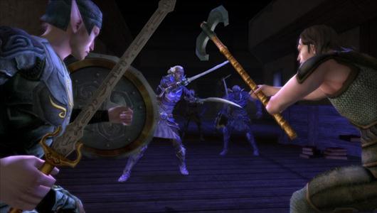 Menace of the Underdark do gry mmorpg Dungeons & Dragons Online