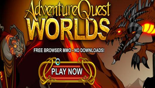 gry mmo adventure world online