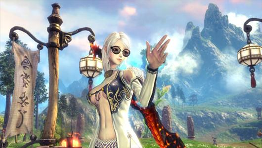 gry mmo blade & soul