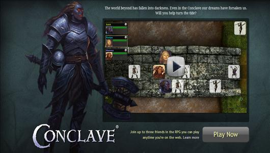 gry mmo conclave