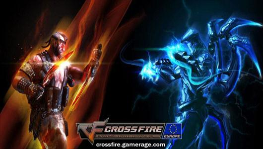 gry mmo crossfire