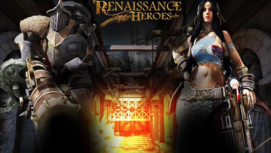 gry mmo renaissance heroes