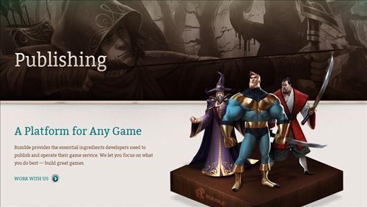 gry mmo rumble games