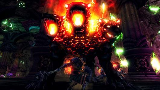 Dopasowanie postaci do stylu gry w MMORPG RaiderZ