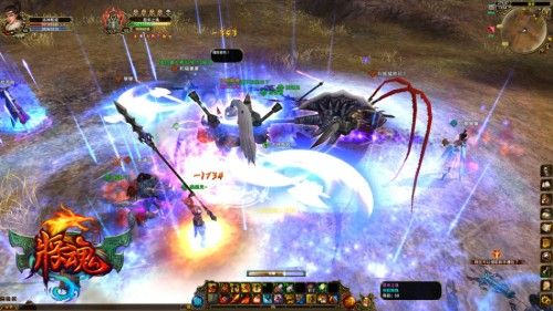 gry mmo Soul of Heroes (1)