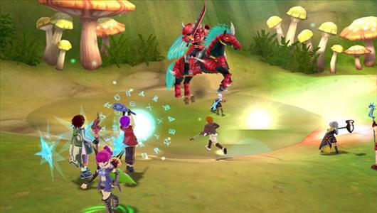 Nowy rozdział gry mmorpg Remnant Knights